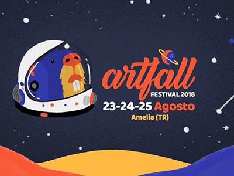 ArtFall Amelia 2018