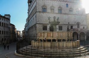 Palazzo dei Priori - Corso Vannucci - Perugia - Umbria