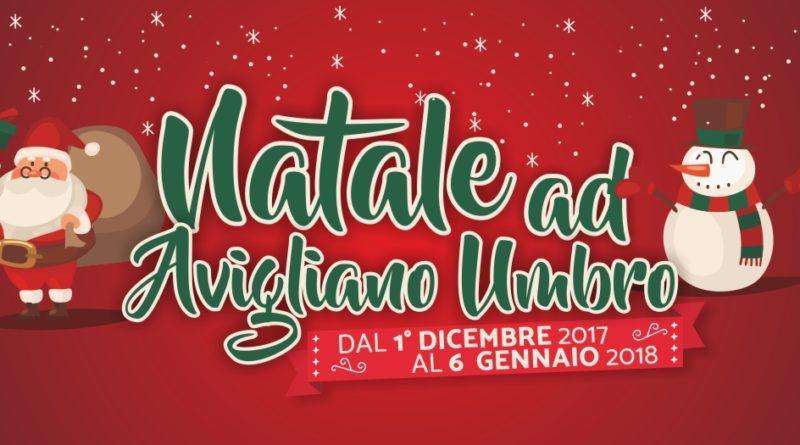 Natale ad Avigliano Umbro 2017