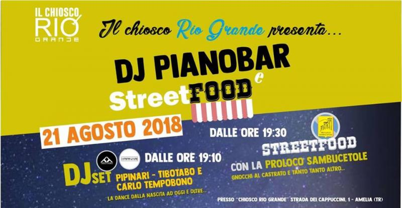 Rio Grande Piano Bar e Street Food