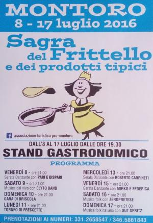 Sagra del Frittello - Montoro - 2016