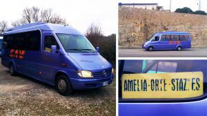 Autobus Amelia - Orte stazione FS