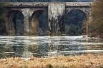 Ponte sulla SS 205 - La Para - Rio Grande Amelia Umbria