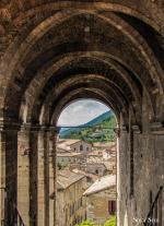 Palazzo dei consoli - Gubbio - Umbria