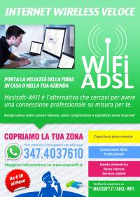 Connessione Internet Wireless Umbria