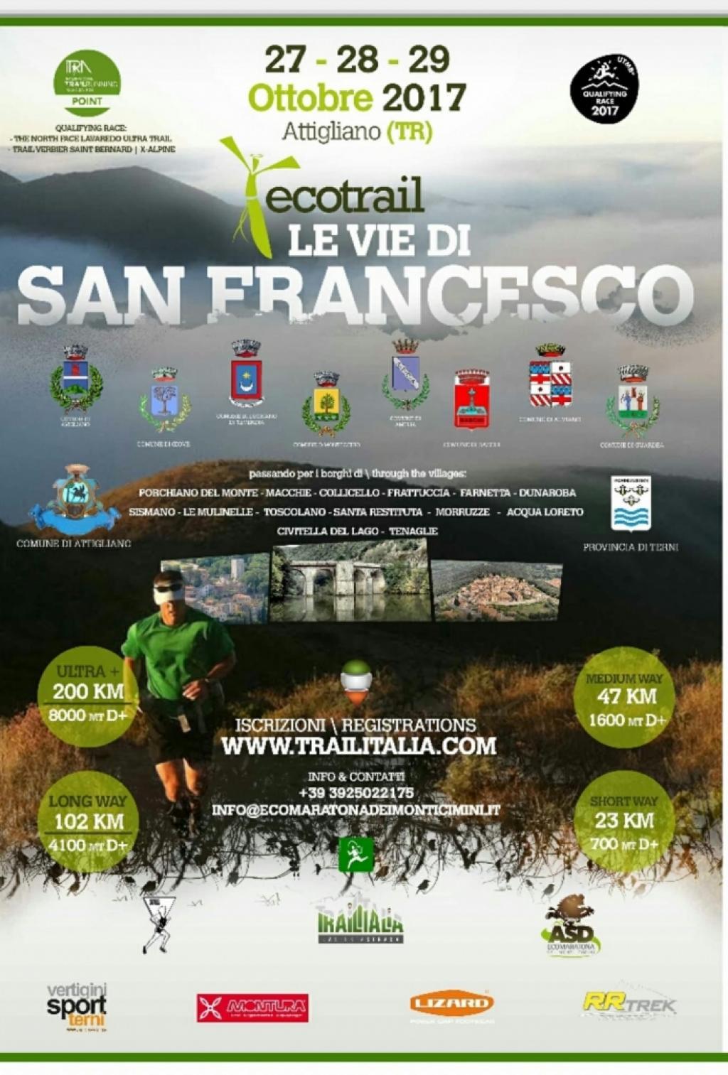 Ecomaratona dei Monti Cimini - 2017
