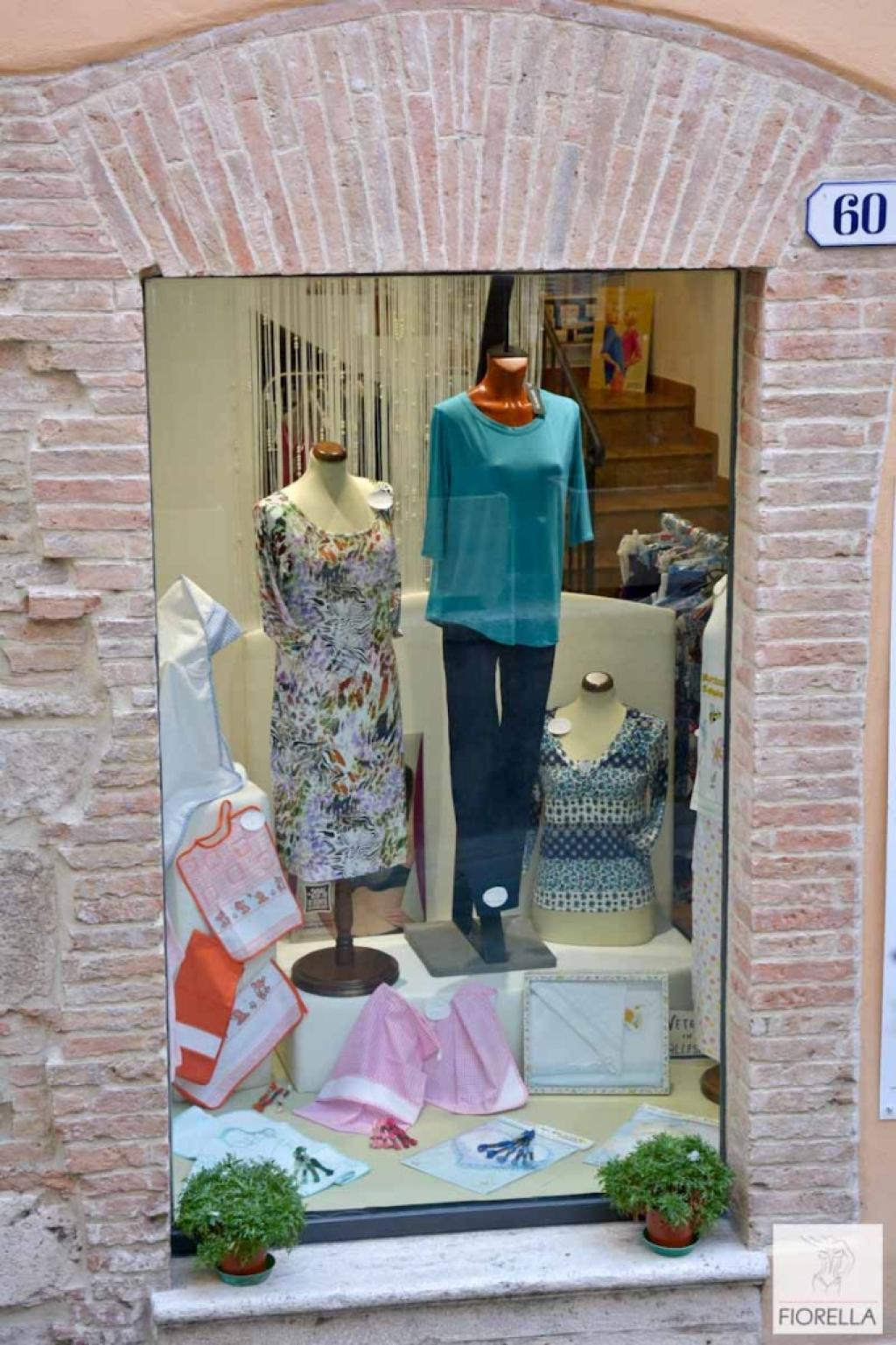 Nel Centro Storico di Amelia in Umbria - Angolo di Fiorella