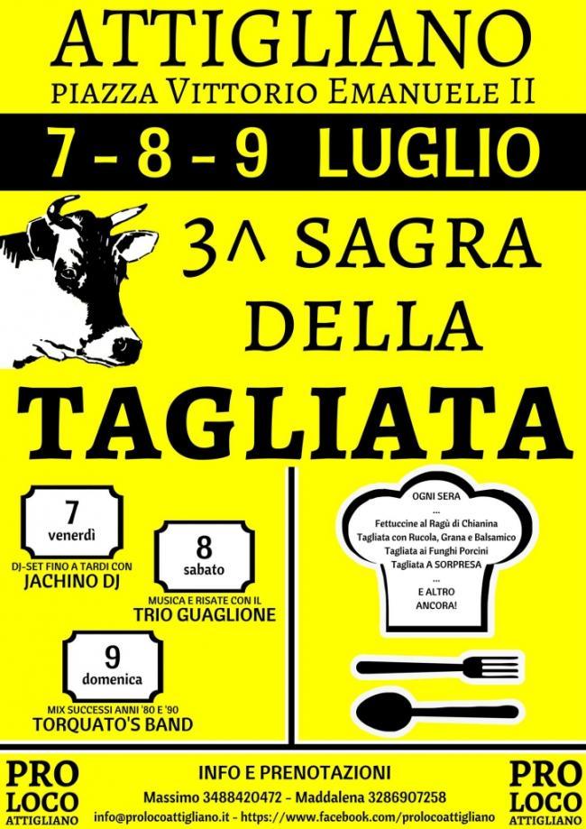 3^ Sagra della tagliata - Attigliano Umbria
