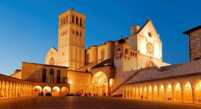 Basilica e Convento di San Francesco -  Assisi - Umbria