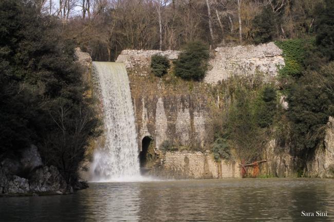 Cascata del Lago Vecchio - Rio Grande Amelia Umbria