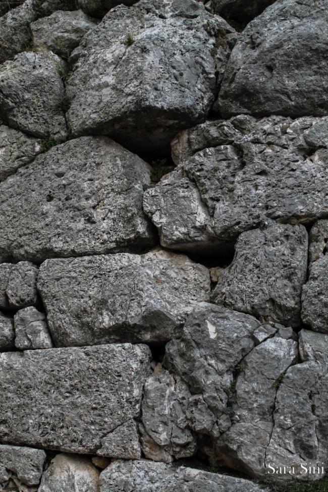 Mura poligonali di Amelia Umbria