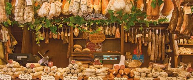 Norcineria - Salumi - Tradizione - Norcia - Umbria