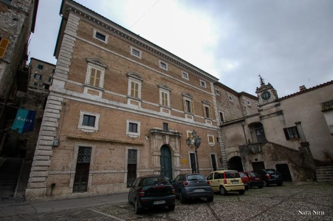 Palazzo  Petrignani - Residenze d'epoca di Amelia Umbria