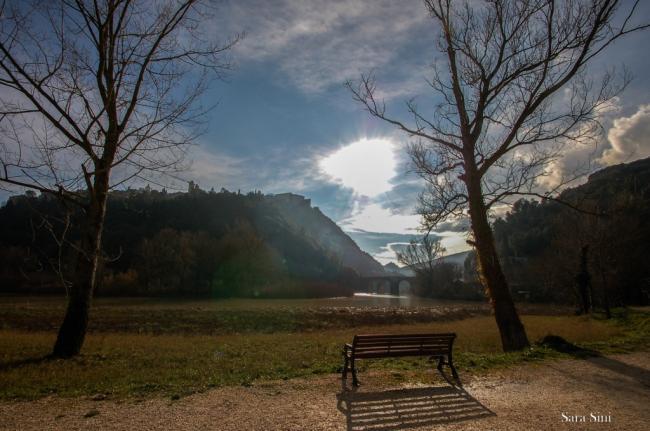 Parco fluviale urbano Cafiero Liberati - Rio Grande Amelia Umbria