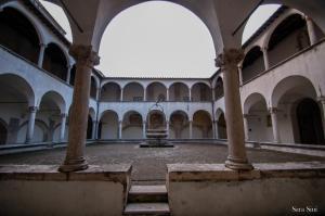 Museo  Pinacoteca - ex collegio Boccarini - Piazza Augusto Vera - Amelia Umbria