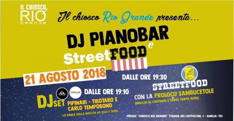 Rio Grande Piano Bar e Street Food