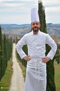 Chef David Aprile - Consulente di cucina, Docente Università dei Sapori Perugia - Foto Masisoft