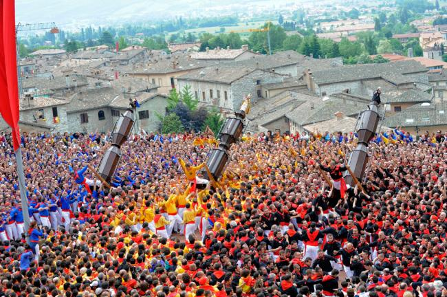Corsa dei Ceri - Gubbio - Umbria