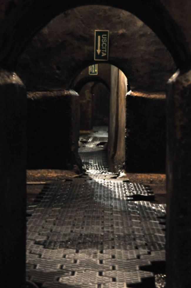 Amelia sotterranea cisterne romane