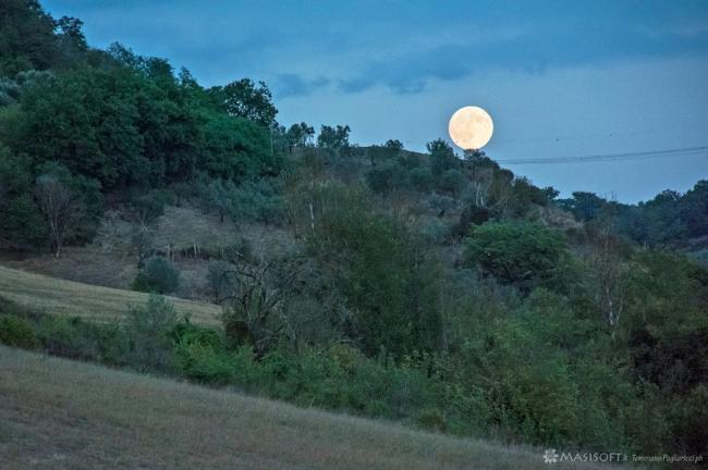 Luna in Umbria - Alviano (TR)