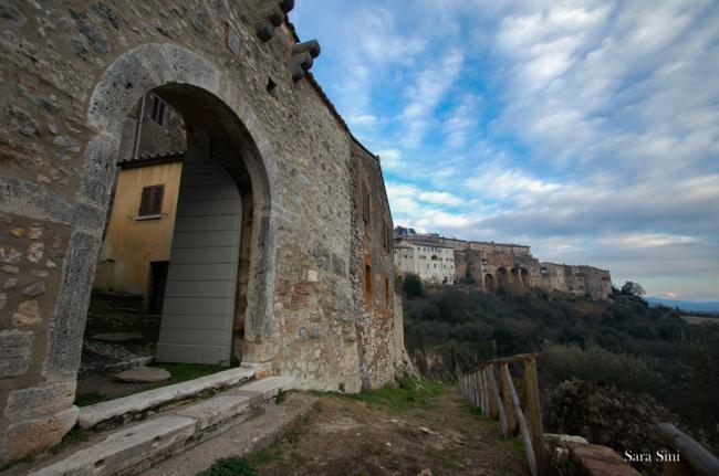 Porta della Valle - Amelia Umbria