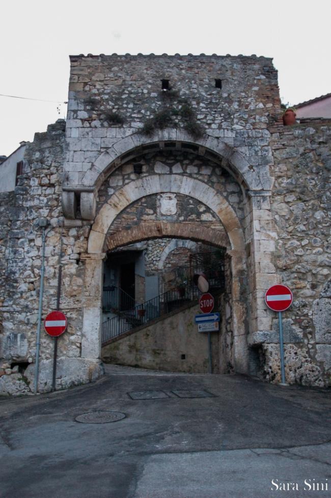 Porta Leone - Amelia Umbria