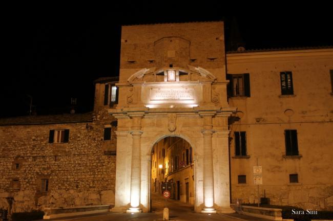 Porta Romana - Amelia Umbria