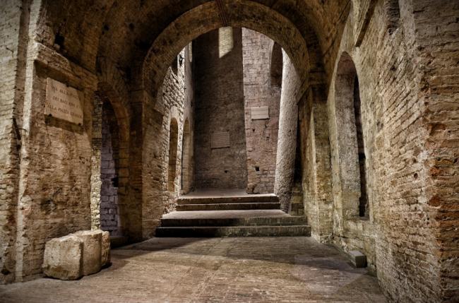 Rocca Paolina - Perugia - Umbria